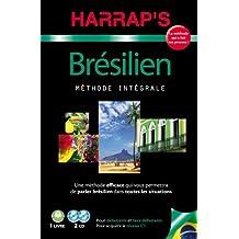 Harrap's méthode intégrale de brésilien 2 CD + livre