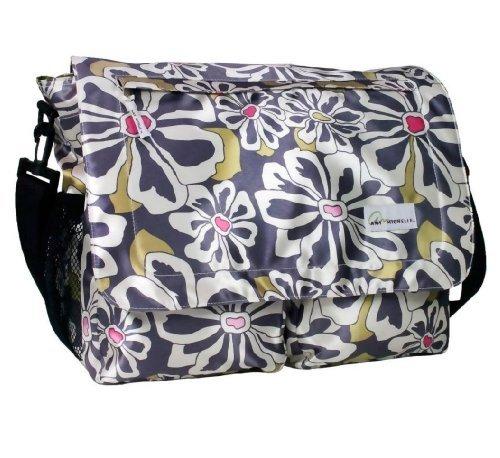 amy-michelle-seattle-diaper-bag-charcoal-floral