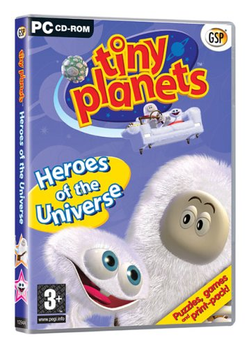 Tiny Planets - Heroes of the Universe Test