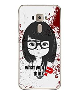 FUSON Designer Back Case Cover for Asus Zenfone 3 ZE552KL (5 Inches) (Family Friends Happiness Together Sister )
