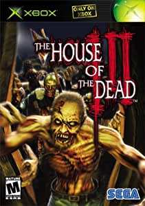 The House of the Dead III (Xbox)