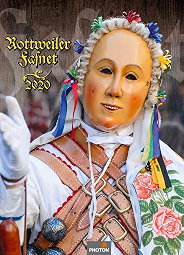 Rottweiler Kostüm - ROTTWEILER FASNET Kalender 2020