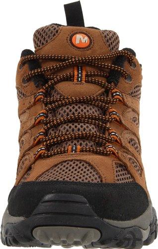 Merrell Moab Vent, Chaussures de Randonnée Basses Homme Marron (Earth)