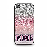 Pink Bling Victoria'S Secret Vs Phone Case Cover for Iphone 5/5s Victoria'S Secret Pink Glitter