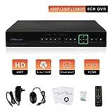 Die besten DVR - Evtevision 8 Kanal 4MP AHD DVR CCTV Sicherheit Bewertungen