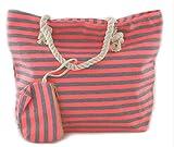 Shopper Strandtasche Badetasche Schultertasche Beach Bag