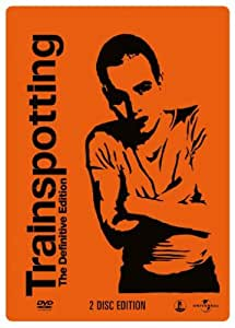 Trainspotting (SE Limited Edition, Steelbook) [Special Edition] [2 DVDs]
