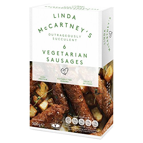 LINDA MCCARTNEY SALSICCE VEGAN 300G