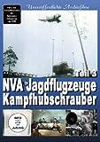 Luftstreitkräfte der NVA (Teil 3): Jagdflugzeuge und Kampfhubschrauber der DDR