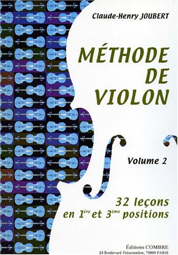 Méthode de violon vol.2