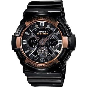 51MPX4qflHL. SS300  - Casio-Mens-Watch-GA-200RG-1ADR