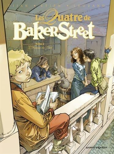 Les Quatre de Baker Street - Tome 06 : L'Homme du Yard