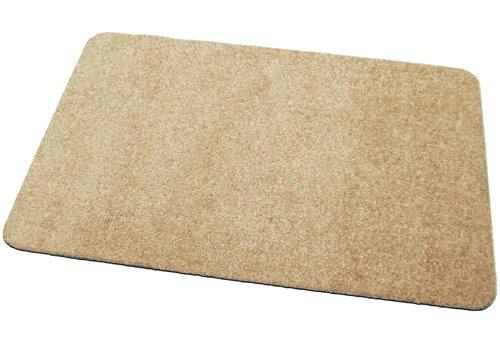 Deko-Matten-Shop Fußmatte Classic, Schmutzfangmatte, rechteckig, 40x60 cm, Beige, in 13 Größen...