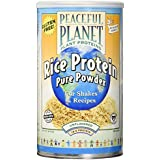 VegLife Rice Protein Pure Powder, Unflavored, 580 Gram