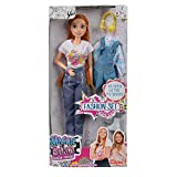 Simba Bianca Maggie Fashion Doll con Cambio d'Abito, 109273113