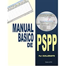 Manual Basico de PSPP (Spanish Edition)