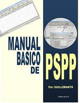 Manual Basico de PSPP de [Guilleranto]