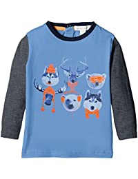 Pumpkin Patch Boy's Long Sleeve with Print Top