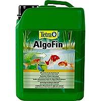 Tetra Pond Algofin - Anti Algue de Référence pour Bassin de Jardin - Efficace sur tous les Types d'Algues dès le Premier Traitement - bidon de 3 litres
