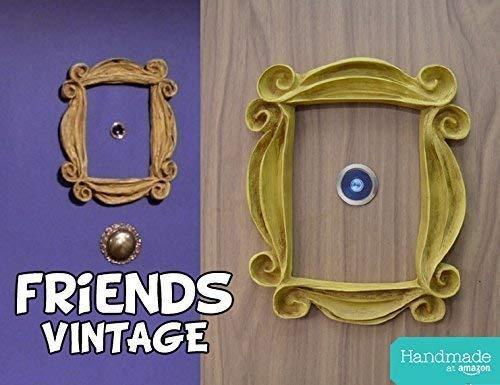 Monicas Peephole Door Friends Tv Show Il Miglior Prezzo Di Amazon