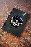 Vinyle Batman Coque pages Couleur école ordinateur portable professionnel–Améliorez votre Parfait Style moderne avec Unique faite à la main Art–Meilleur Cadeau pour homme ou femme, un ami ou un Boyfriend–Win d'un prix pour commentaires