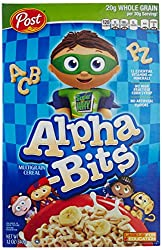 Post Cereals Alpha Bites, 340g
