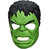 MVR Traders Avengers Mask For Costume Parties, Cosplays And Dress Ups (Hulk) Set Of 1