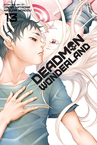 Deadman Wonderland Volume 13
