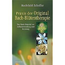 Praxis der Original Bach-Blütentherapie: Das Basis-Material zur Selbstanwendung und Beratung. Arbeitsbuch
