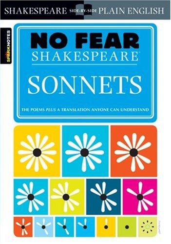 Sonnets No Fear Shakespeare
