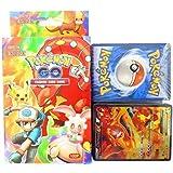 100 بطاقة تدريب بوكيمون اي وجي اكس وميجا واينيرجي طراز (80EX+20MEGA) m036