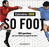 Ephéméride So foot 2018