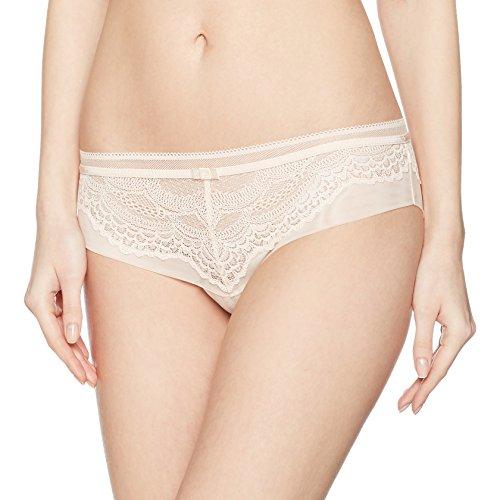 Triumph Damen Hipster Beauty-Full Darling Hip, Beige (Orange Highlight 5B), 38 (Lace-slip-full Slip)
