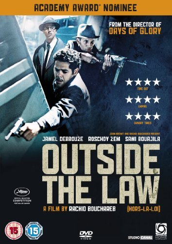 Outside The Law (Hors La Loi) [DVD] by Jamel Debbouze