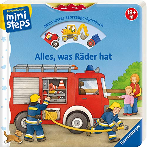 t: Mein erstes Fahrzeuge-Spielbuch. Ab 18 Monaten (ministeps Bücher) ()