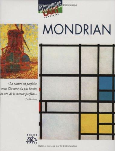 Mondrian : 1872-1944 par Collectif