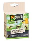 COMPO Wespen-Fallen Ködernachfüllpack 3 Stück
