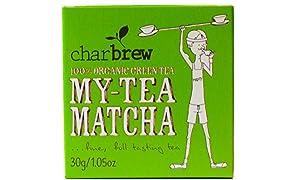 Charbrew Matcha Green Tea Powder 30g Highest Grade Ceremonial Japanese Organic Matcha Green Tea 137 X More Antioxidants Than Standard Green Tea Matcha Green Tea Direct from Japan