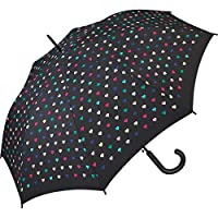 ESPRIT WomenStick Umbrella Multicolour Black-Colourful 105 cm