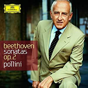 Beethoven : Sonates pour piano Op.2