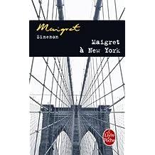 Maigret à New York (Inspector Maigret Mysteries)