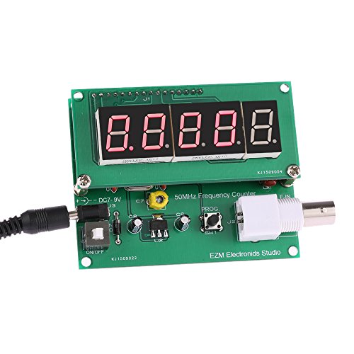 20MHz~2.4GHz RF Signal Frequency Zähler Cymometer Tester LED 0.1-60MHz AHS
