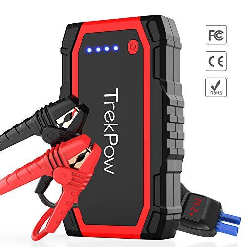 TrekPow Arrancador de Baterías de Coche A18
