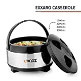 #7: UNINOX Stainless Steel Hot Meal Casserole With Lid_2500ML