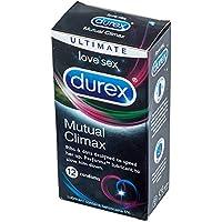 Carvaka Durex Gegenseitig Höhepunkt 12 Pack Benzocaine Verzögern Betäubende Kondome preisvergleich bei billige-tabletten.eu
