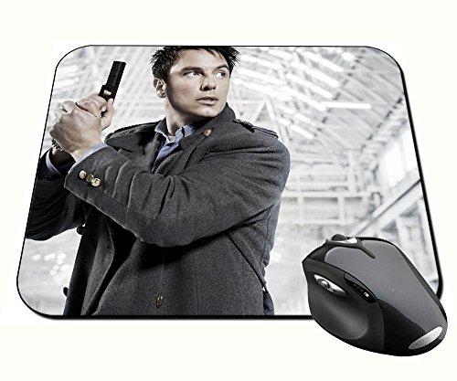 Preisvergleich Produktbild Torchwood Jack Harkness John Barrowman Mauspad Mousepad PC