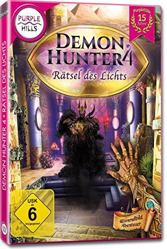 Demon Hunter 4 - Rätsel des Lichts