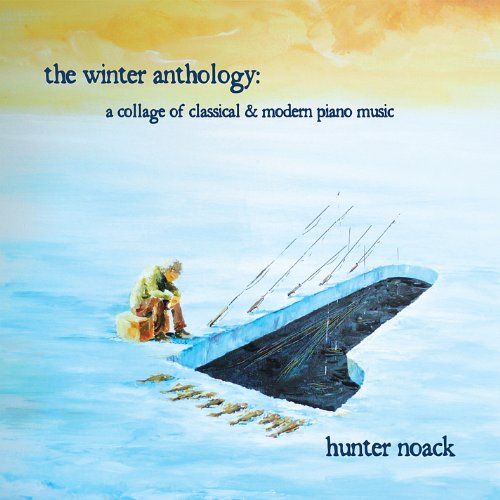 Winter Anthology-a Collage of