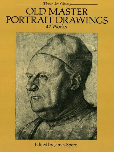 Old Master Portrait Drawings: 47 Works (Dover Fine Art, History of Art) (English Edition) - 16th Century Portraits