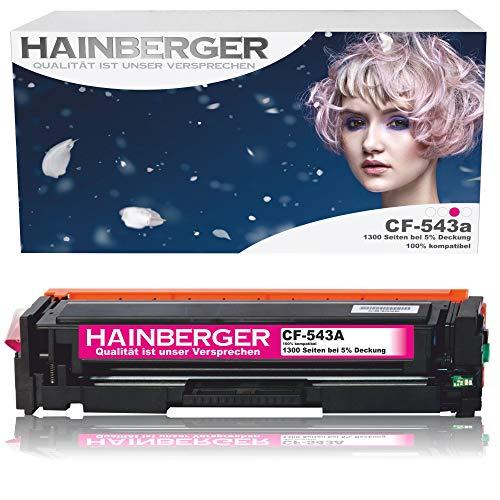 Hainberger   Tóner XL Magenta Compatible HP CF543A